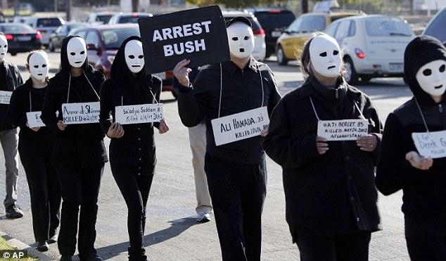 Arrest_Bush