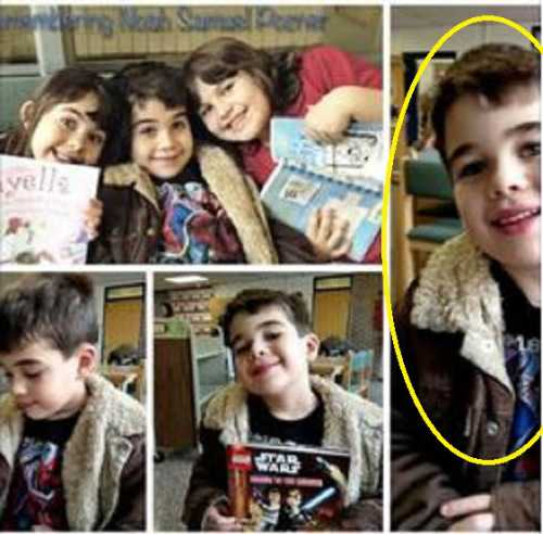 Collage Noah Pozner