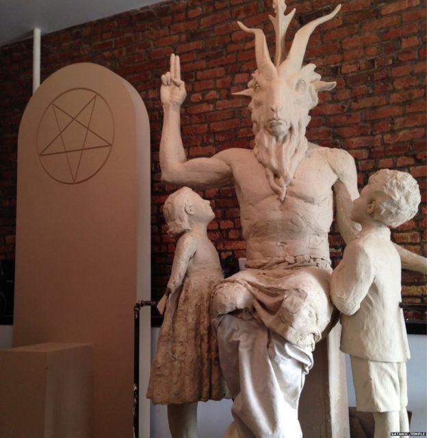 Satanische tempel Detroit