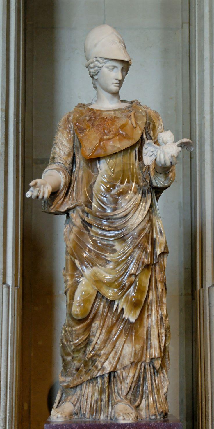 Athena_Minerva_holding Owl