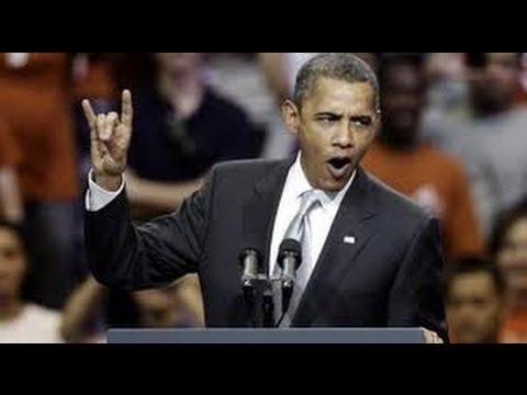 Obama baphomet