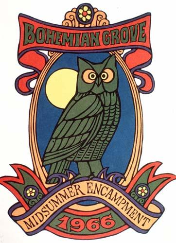 Owl_bohemian grove 1966