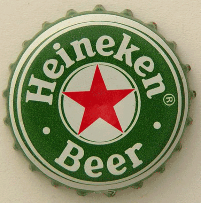 heineken_pentagram