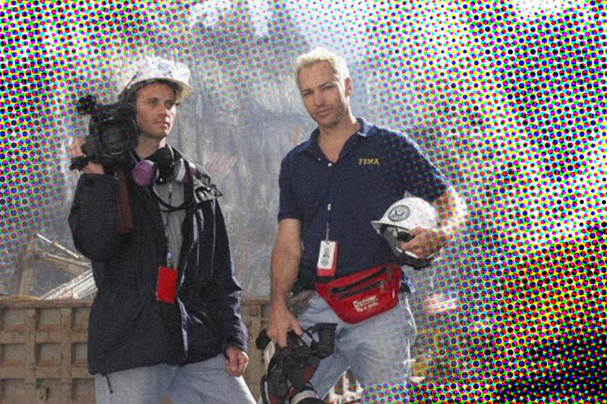 FEMA medewerker: De kluis onder het WTC was leeg na 9/11 ...
