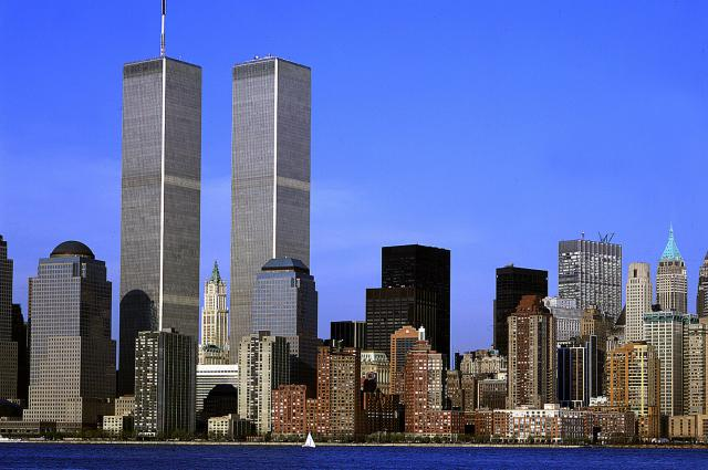 World Trade Center and Lower Manhattan