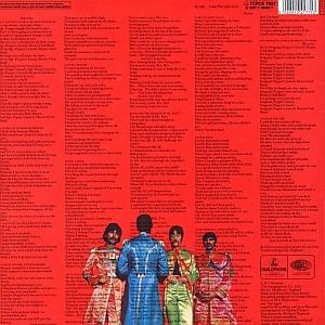 Achterzijde van LP-hoes