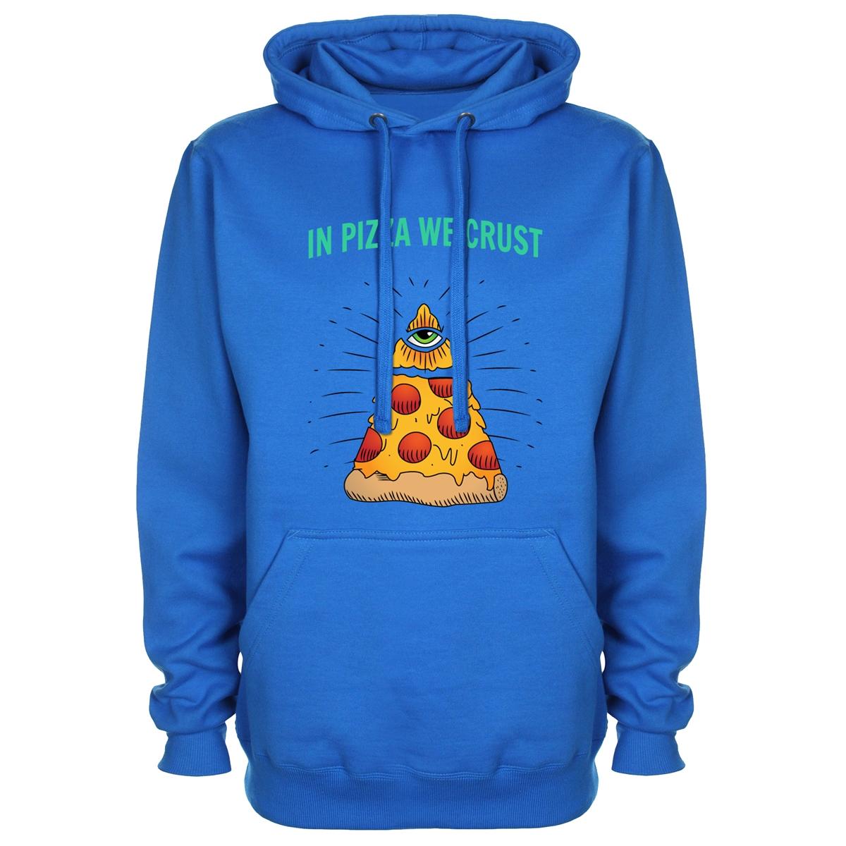 Pizzagate, piramide en alziende oog, Minamo