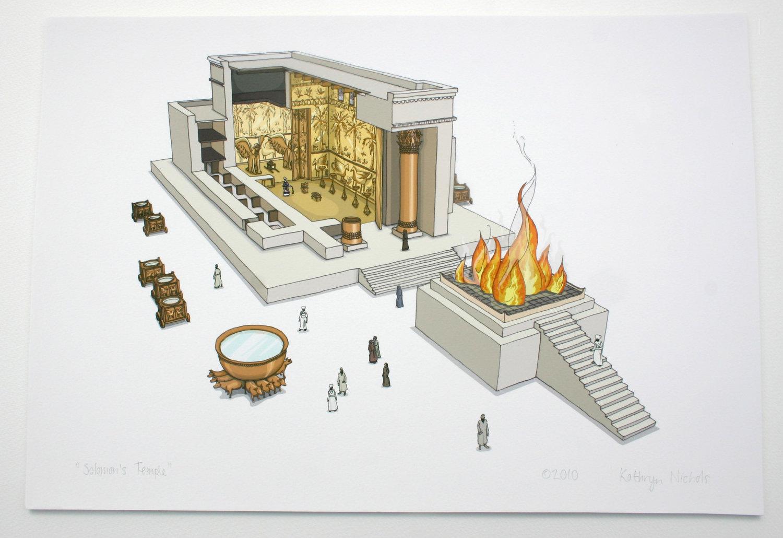 Solomon's tempel
