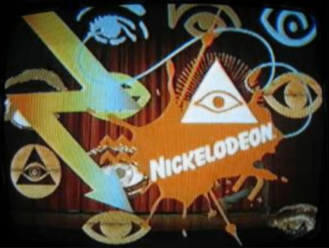 Nickelodeon en alziende oog