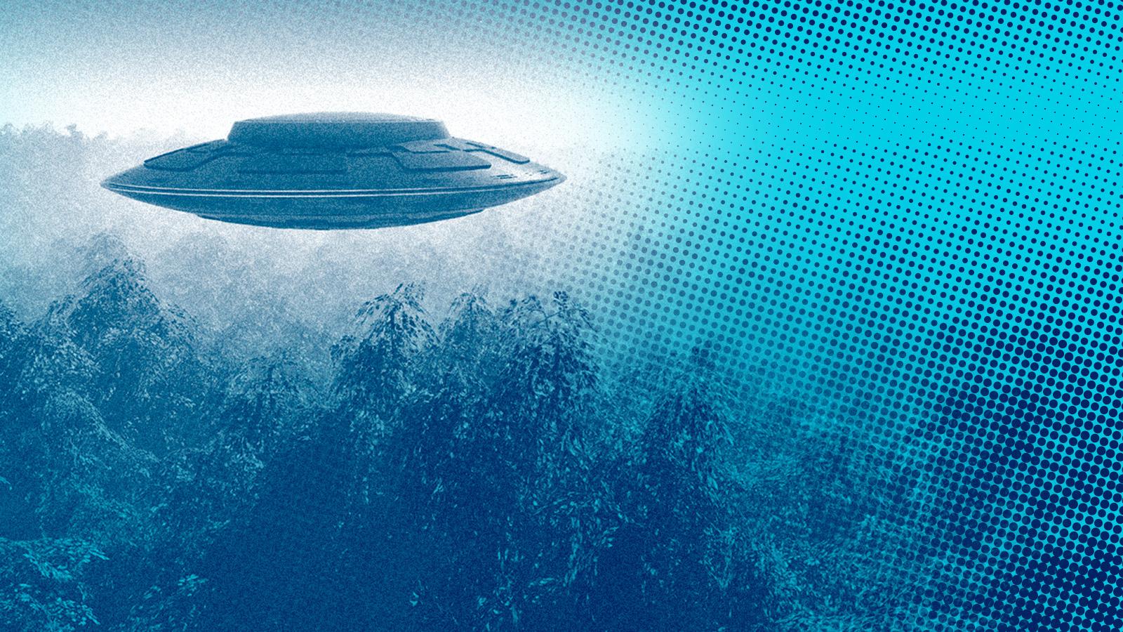 Waarom die vreemde geheimzinnigheid rond UFO's en buitenaardsen?