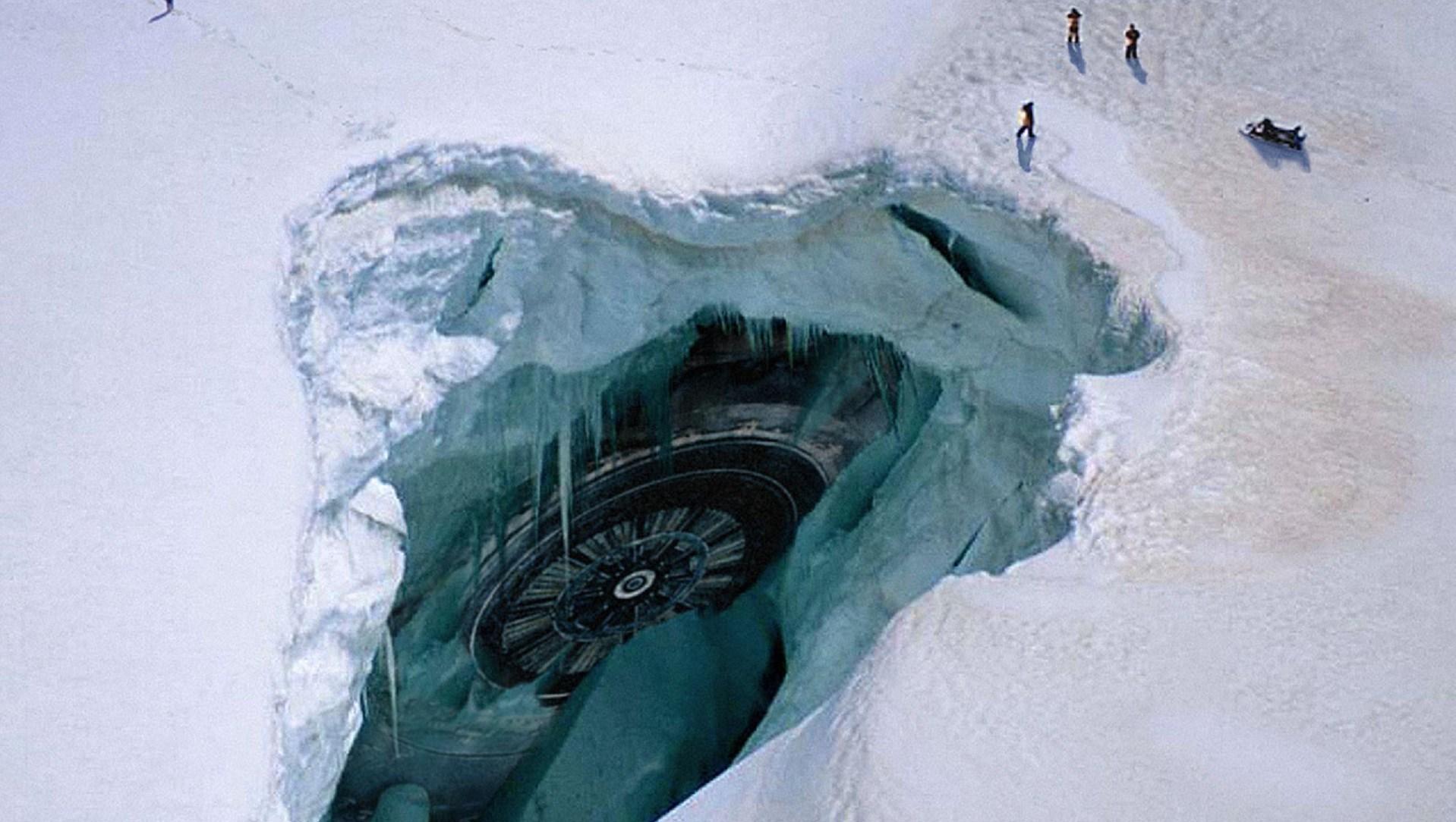 Wat is er gaande op Antarctica? - Ellaster