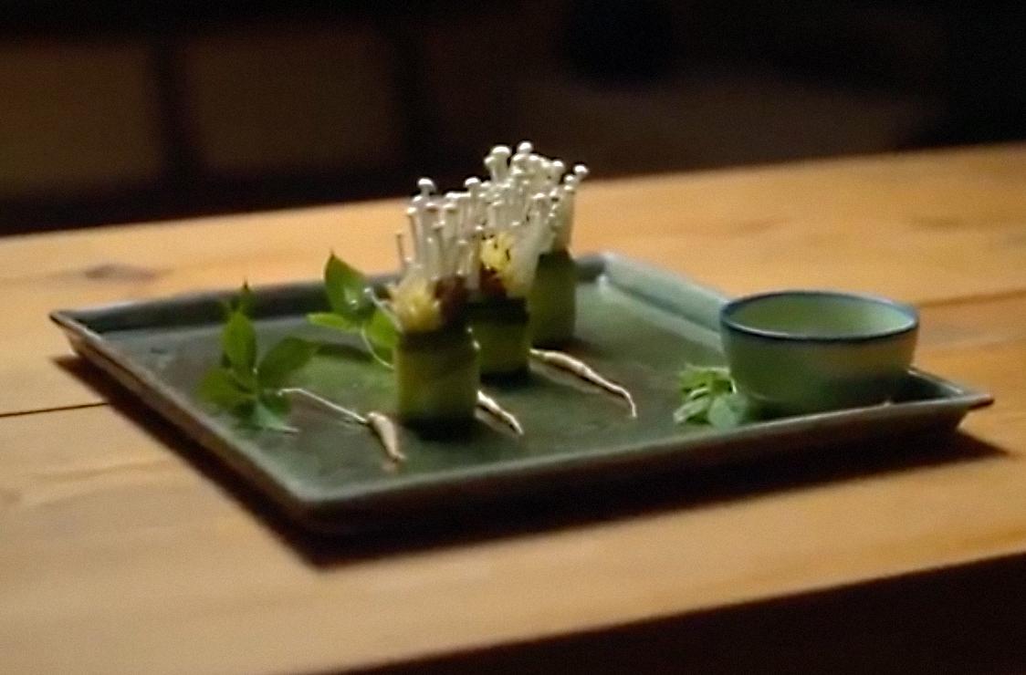 Jeong-Kwan-monastry-food