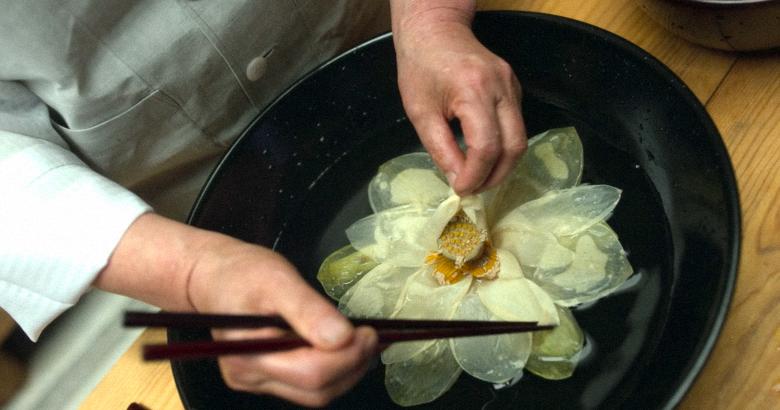 Jeong_Kwan_vegetable_lotus
