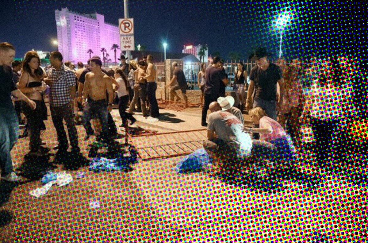 Thomas Williams: schietpartij Las Vegas was valse-vlag aanslag
