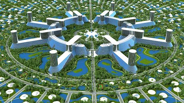 De circulaire stad van de toekomst