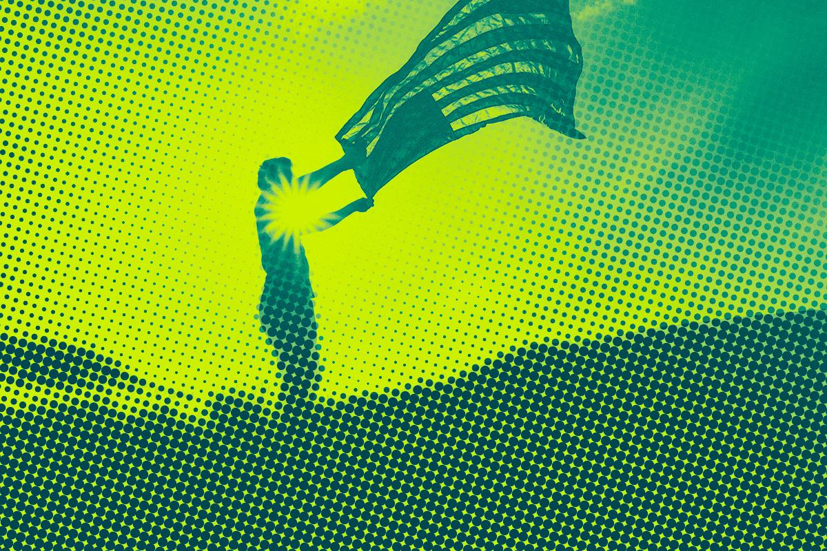 Thomas Williams: de Verenigde Staten is soeverein verklaard