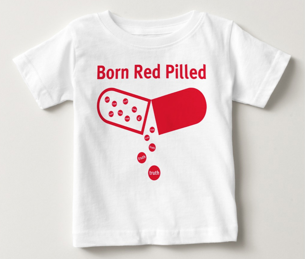 Baby- of kinder T-shirt