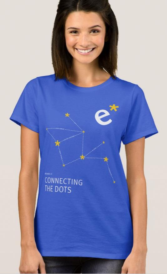 Zazzle_connecting_dots_T-shirt_blauw_D