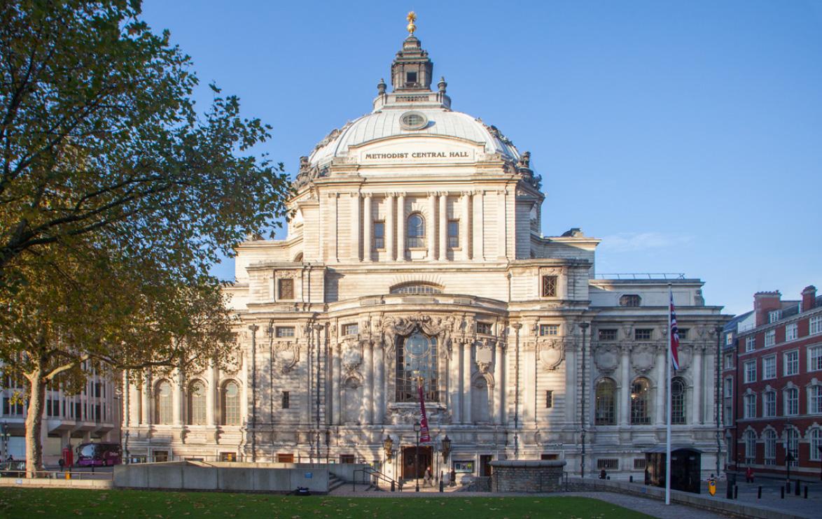 Westminster-Hall-Londen