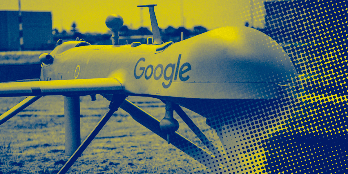 Thomas Williams: Google-werknemers luiden de noodklok