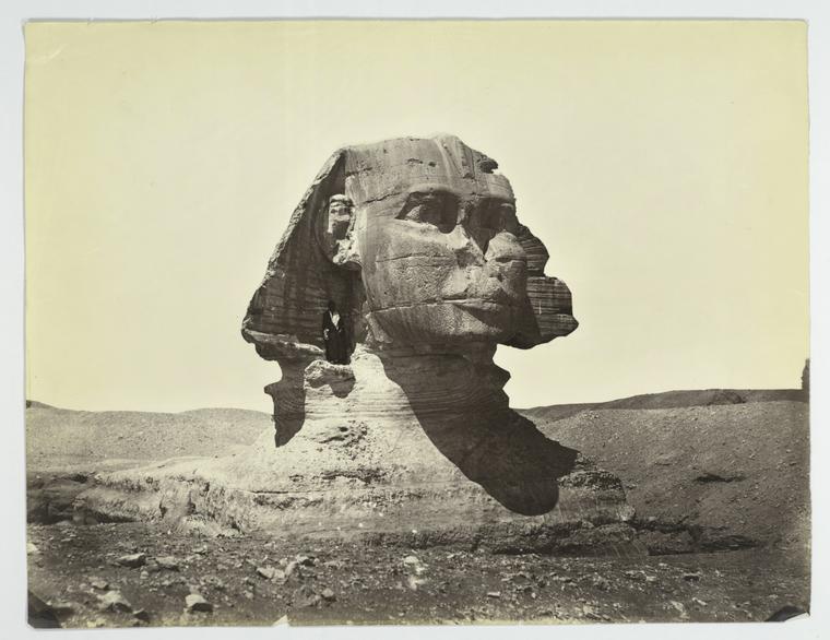 de sfinx van gizeh is minimaal 10000 jaar oud ellaster