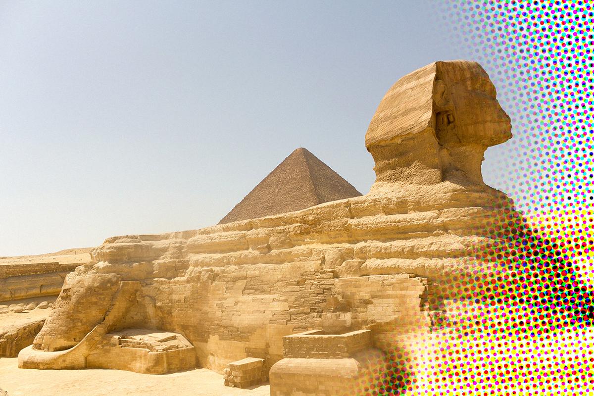 De Sfinx van Gizeh is minimaal 10.000 jaar oud