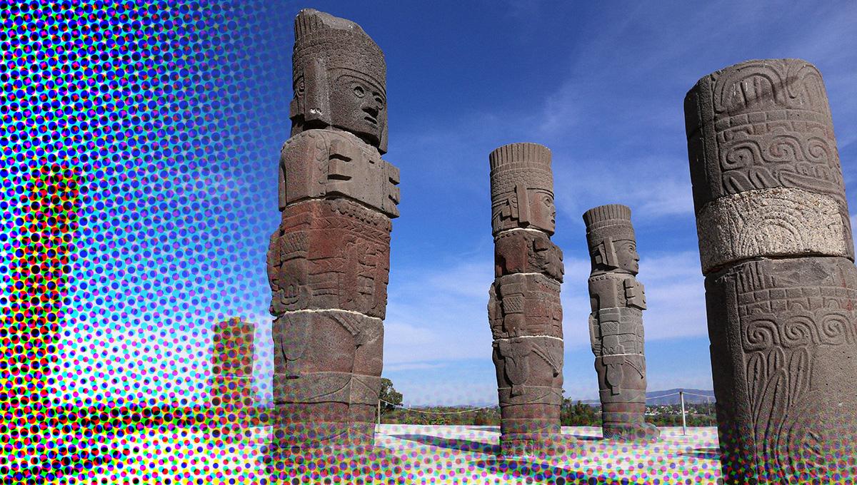 Vijf bizarre overeenkomsten tussen verschillende historische beschavingen