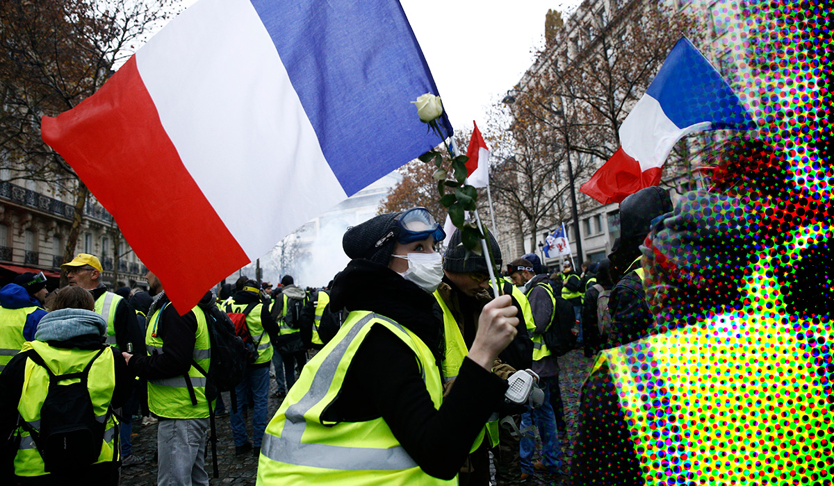 Yellow Vests: Extreme police violence and war injuries in France