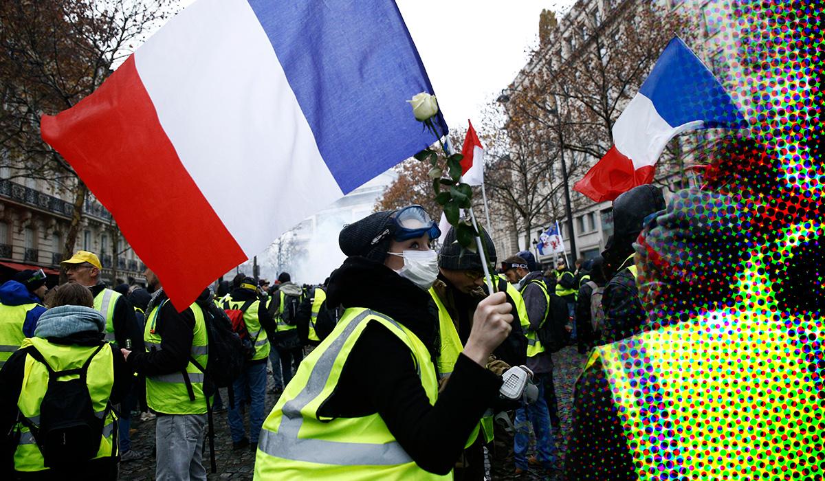 Gele hesjes: Franse staat schuldig aan terrorisme tegen eigen volk