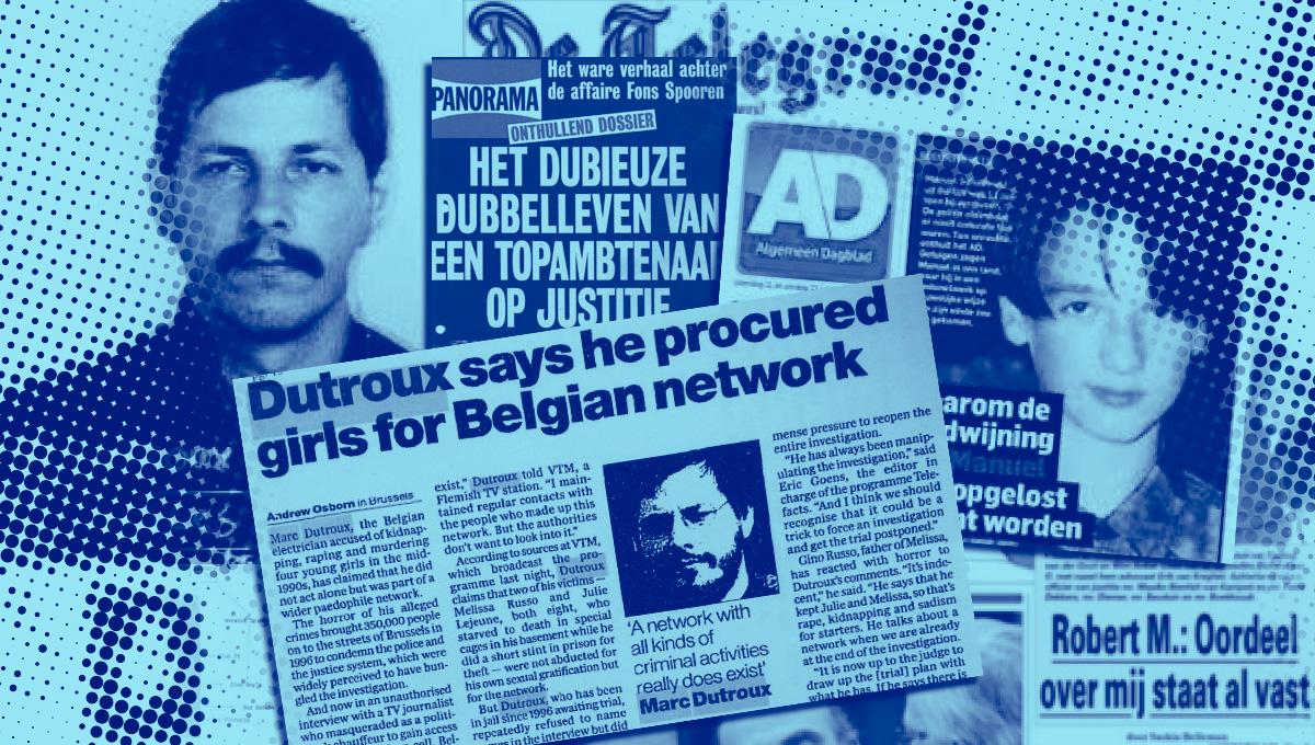 Het pedonetwerk van Dutroux had ook banden in Nederland