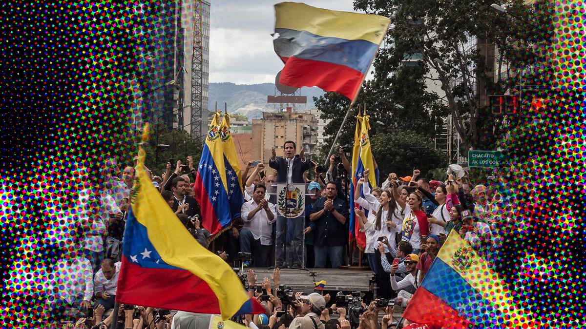 Er gloort weer (valse) hoop voor Venezuela