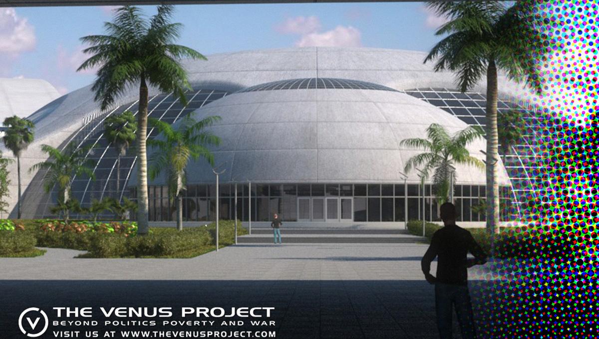 Het Venus Project: de nieuwe economie