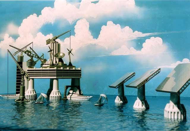'Nieuwe' en schone energievormen, gecombineerd met geavanceerde technologie, afgestemd op de beschikbare grondstoffen, levert het meeste rendement op.