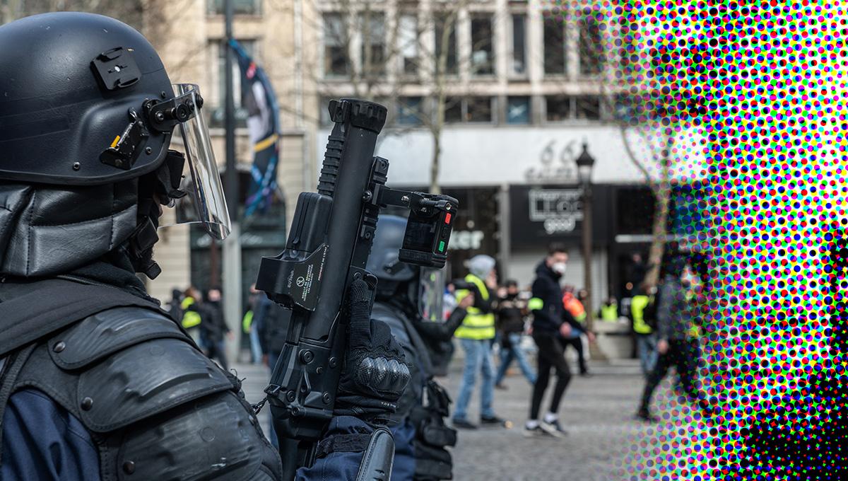 Amnesty International eist verbod op oorlogswapens bij Gele Hesjes demonstraties