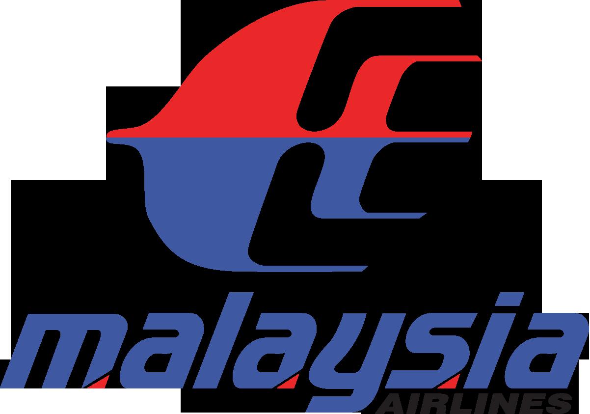 Dubbele drietand in beeldmerk van Malaysian Airlines