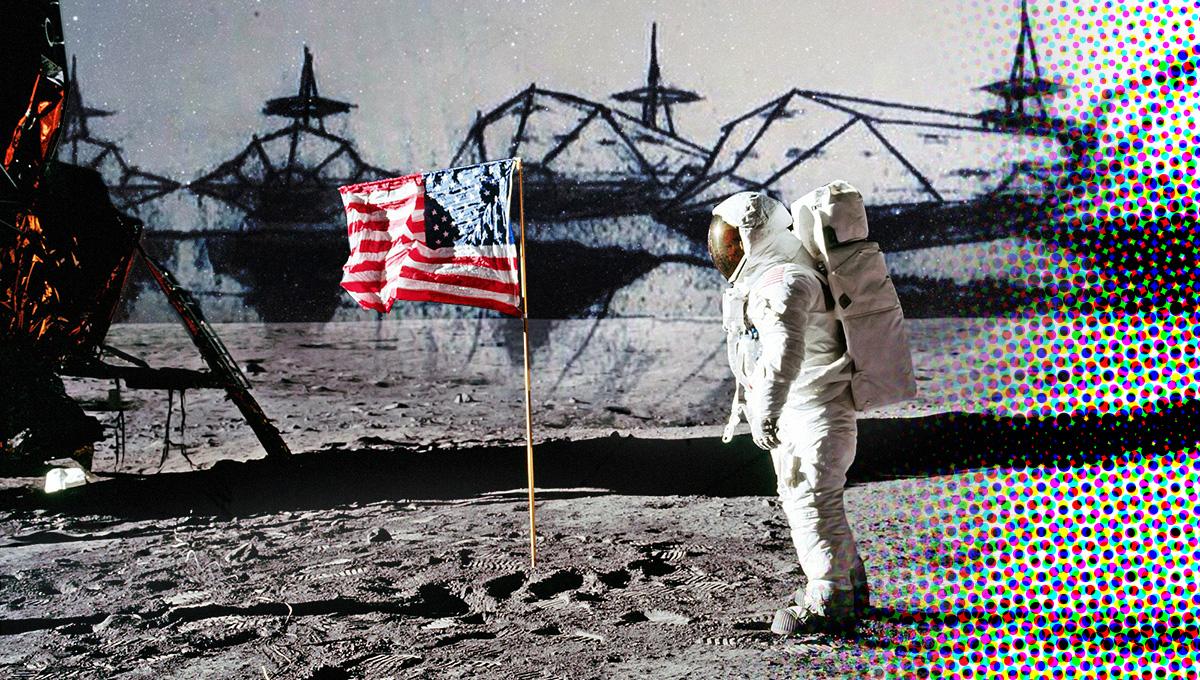Waarom we na 1972 nooit meer terugkeerde naar de maan