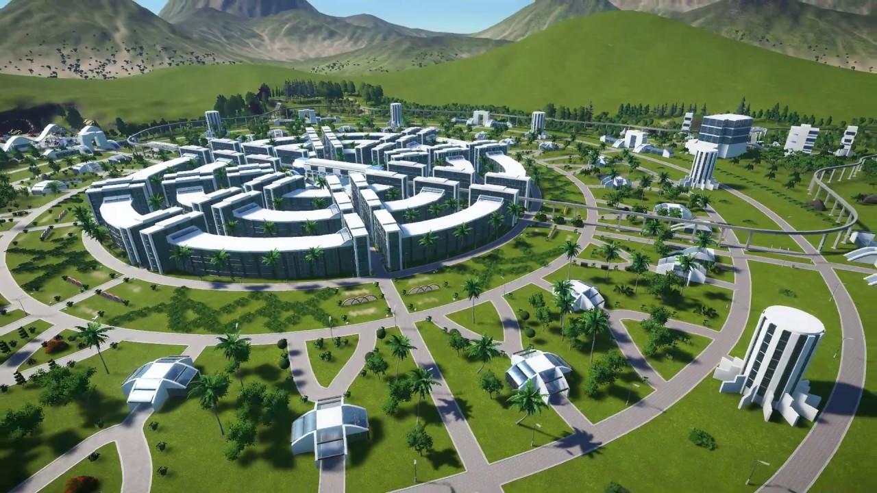 Het is goedkoper en efficiënter om nieuwe steden te bouwen dan de huidige steden te verbeteren.