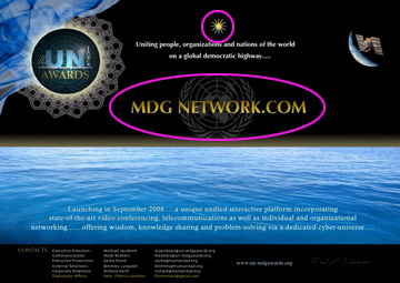Humanitad is empowering the MDG Network.