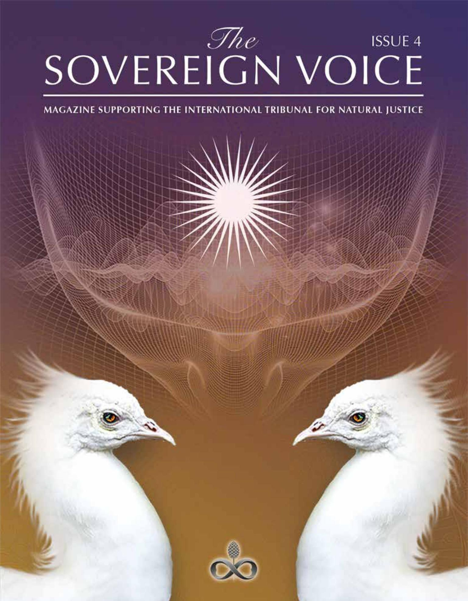 A closer look at the symbolism of the ITNJ (International Tribunal of Natural Justice) Sovereign_Voice_Magazine