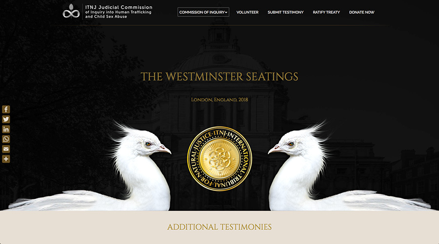 A closer look at the symbolism of the ITNJ (International Tribunal of Natural Justice) Commission.itnj-org_900px