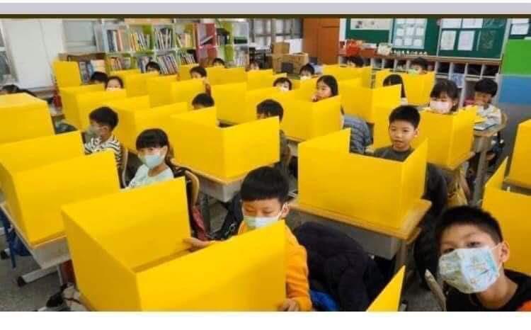 In China gaat men nog een stapje verder...