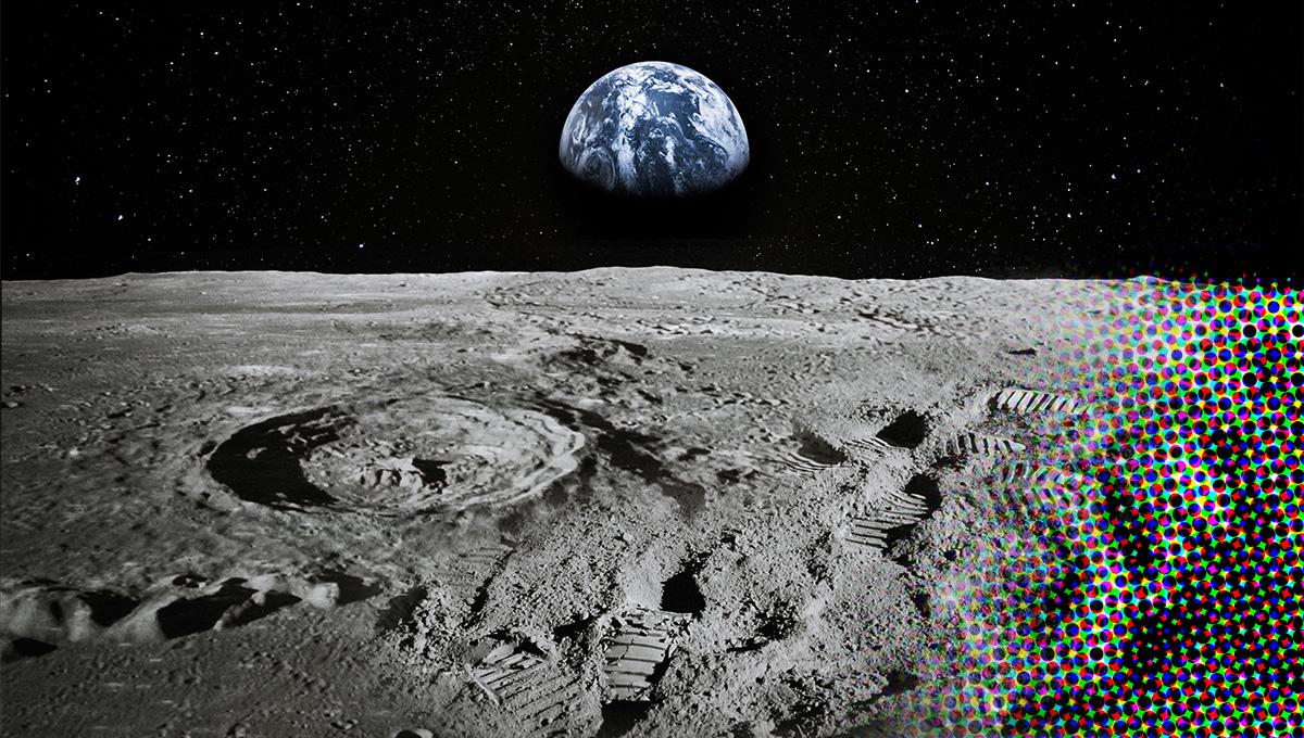 "WikiLeaks-document onthult: een ""geheime Amerikaanse basis op de maan"""