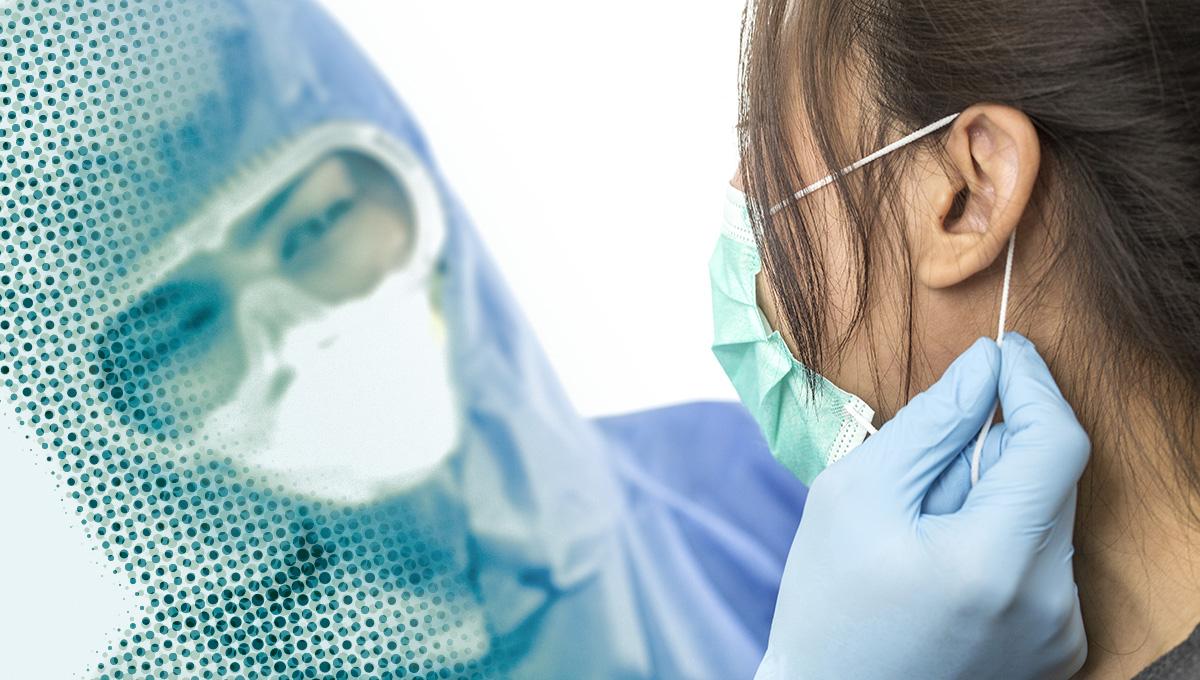 """Als maskers niet werken, waarom dragen chirurgen ze dan?"""""""