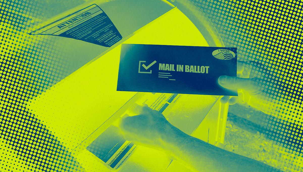 Waarom men in Nederland nooit per post moet gaan stemmen