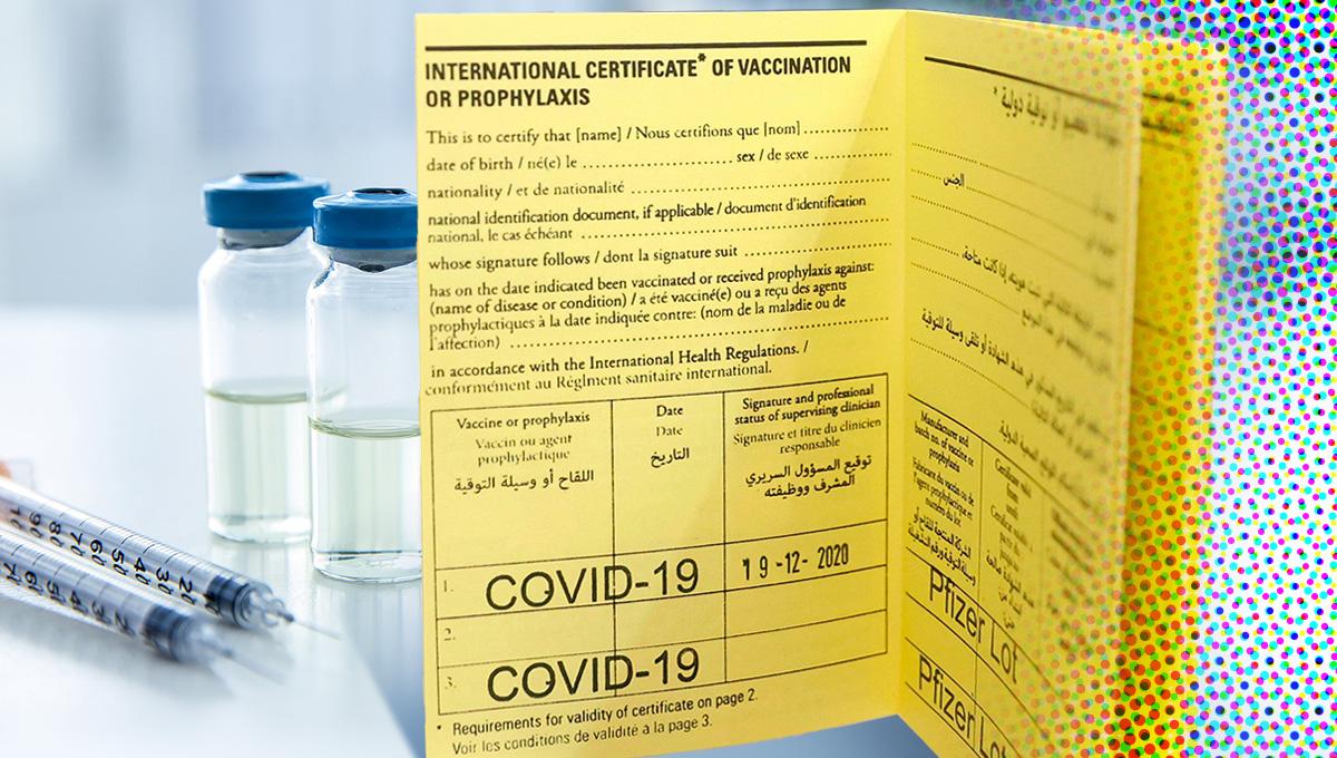 Gedwongen vaccinaties? In Israël gebeurt het al.