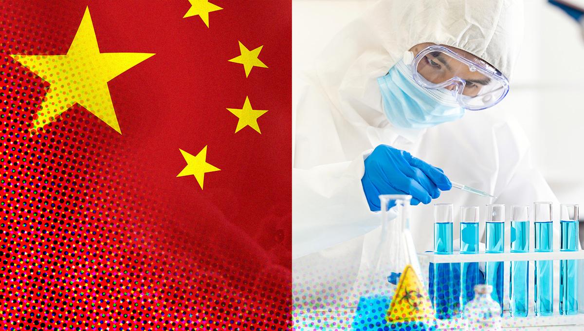 China ontwikkelde virussen als mogelijk biowapen