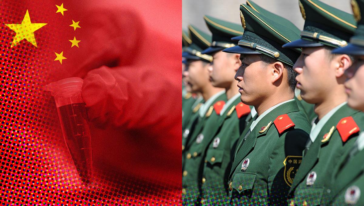 Chinese leger en Wuhan-lab werkten samen om dodelijk virus te vinden