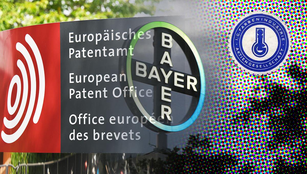 Patentbureau Duitsland Bayer IG Farben